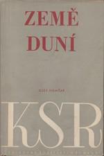 Hončar: Země duní : Román, 1950