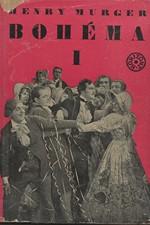 Murger: Bohéma. I-II, 1932