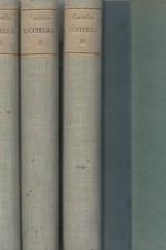 Čečetka: Učitelka : Román. I-III, 1935
