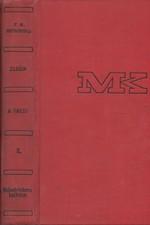 Dostojevskij: Zločin a trest, 1930