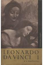 Merežkovskij: Leonardo da Vinci. I-II, 1941