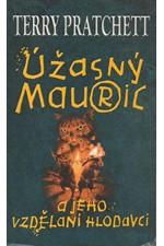 Pratchett: Úžasný Mauric a jeho vzdělaní hlodavci, 2003