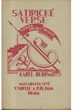 Bedrna: Satirické verše, 1925