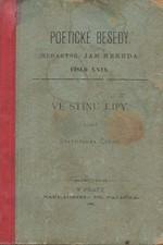 Čech: Ve stínu lípy, 1886