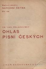 Čelakovský: Ohlas písní českých, 1946