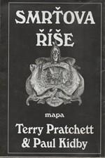 Pratchett: Smrťova říše : mapa, 2006