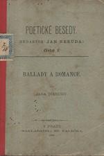 Neruda: Balady a romance, 1883