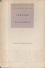 Holan: Terezka Planetová, 1956