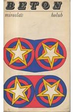 Holub: Beton : Verše z New Yorku a z Prahy, 1970
