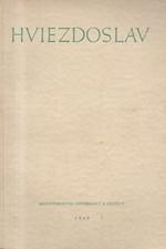 Hviezdoslav: Hviezdoslav : Výbor z jeho příležitostných básní, vydaný k 100. výročí narození, 1949
