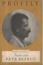 Rektorisová: Národní umělec Petr Bezruč, 1947
