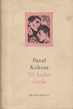 Kohout: Tři knihy veršů, 1955