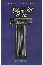 Lederer: Básnické dílo, 1993