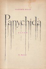 Holan: Panychida : báseň, 1945