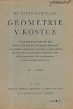 Kohlmann: Geometrie v kostce, 1938