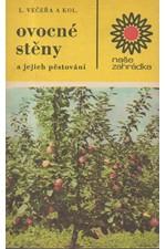 Večeřa: Ovocné stěny a jejich pěstování, 1970