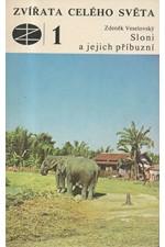 Veselovský: Sloni a jejich příbuzní, 1977