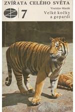 Mazák: Velké kočky a gepardi, 1980