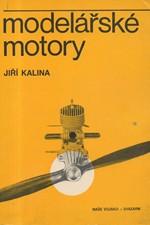 Kalina: Modelářské motory, 1980