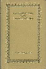 Thakur: Básně a veršovaná dramata, 1958