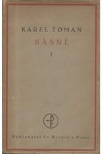 Toman: Básně. I, 1918