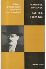 Buriánek: Karel Toman : Studie s ukázkami z díla, 1985