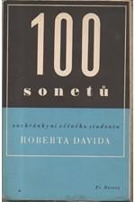 Nezval: 100 sonetů zachránkyni věčného studenta Roberta Davida, 1937