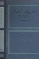 Čapek: Francouzská poesie a jiné překlady Karla Čapka, 1957