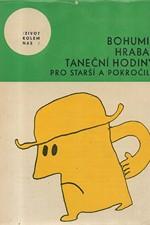 Hrabal: Taneční hodiny pro starší a pokročilé, 1965