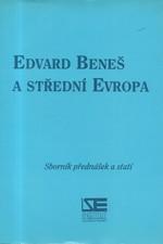: Edvard Beneš a střední Evropa, 1994