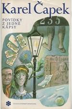 Čapek: Povídky z jedné kapsy ; Povídky z druhé kapsy, 1985