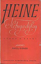 Heine: Flétny a dýky, 1949
