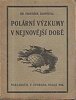 Zachystal: Polární výzkumy v nejnovější době, 1924