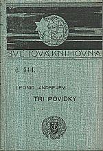 Andrejev: Tři povídky, 1906