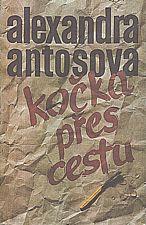 Antošová: Kočka přes cestu, 1988