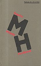 Horáková: Dopisy Milady Horákové, 1990
