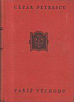Petrescu: Paříž východu, 1930