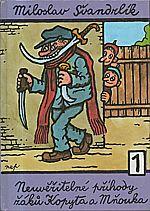 Švandrlík: Neuvěřitelné příhody žáků Kopyta a Mňouka. 1, 1999