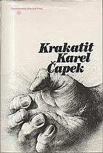 Čapek: Krakatit, 1989