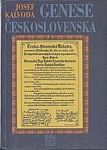 Kalvoda: Genese Československa, 1998