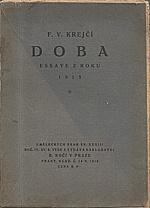 Krejčí: Doba, 1916