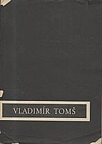 : Vladimír Tomš, 1936