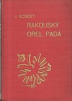 Rošický: Rakouský orel padá, 1933