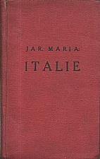 Maria: Italie, 1925