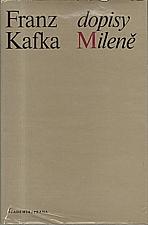 Kafka: Dopisy Mileně, 1968