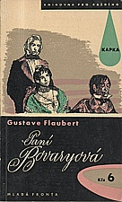 Flaubert: Paní Bovaryová, 1957