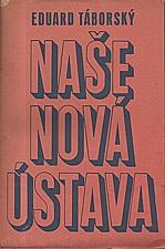 Táborský: Naše nová ústava, 1948