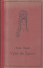 Čapek: Výlet do Španěl, 1932