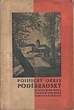 : Politický okres poděbradský ve dvacátém roce československé samostatnosti, 1938