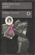 Simenon: Donadieuova závěť, 1976